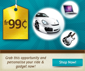 Grab this opportunity and personalise your Ride & Gadget Now! | Stickcal.com