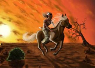 Indian Horse Ride Jokes Times