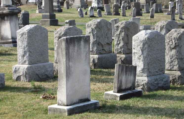 Graveside Grief Jokes Times