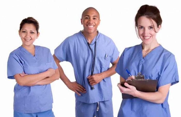 Three Nurses Jokes TImes
