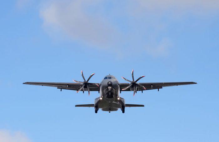 A Military Cargo Plane Jokes Times
