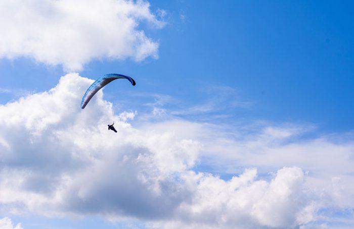 Blind Man Parachuting Jokes Times
