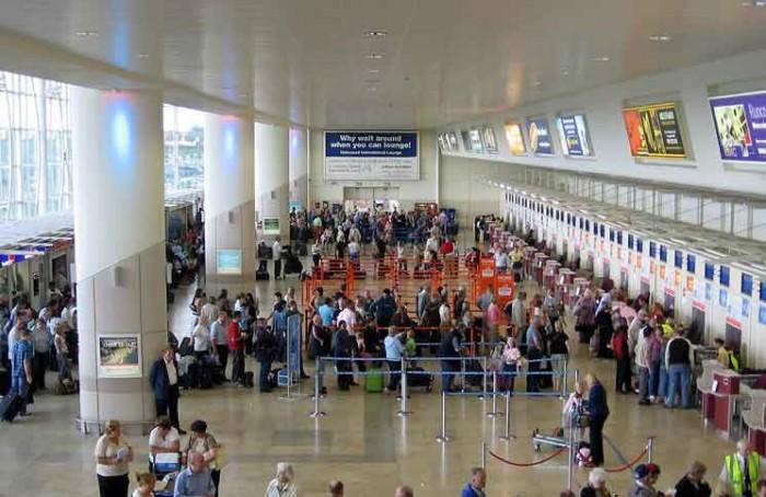 Airport Encounters Jokes Times