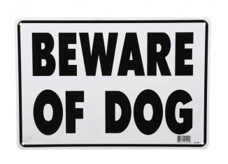 Danger! Beware if Dog! Jokes Times