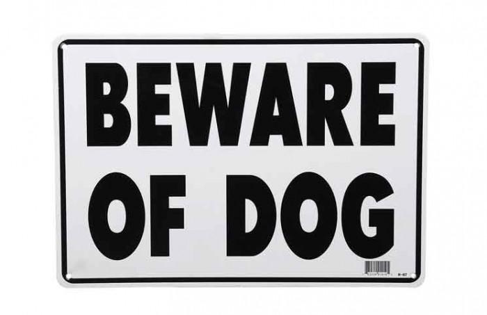 Danger! Beware if Dog! Jokes Times