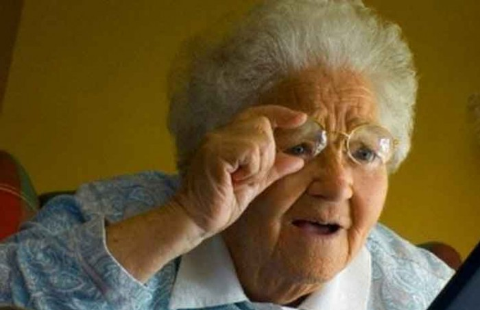 Grandma Jokes Times