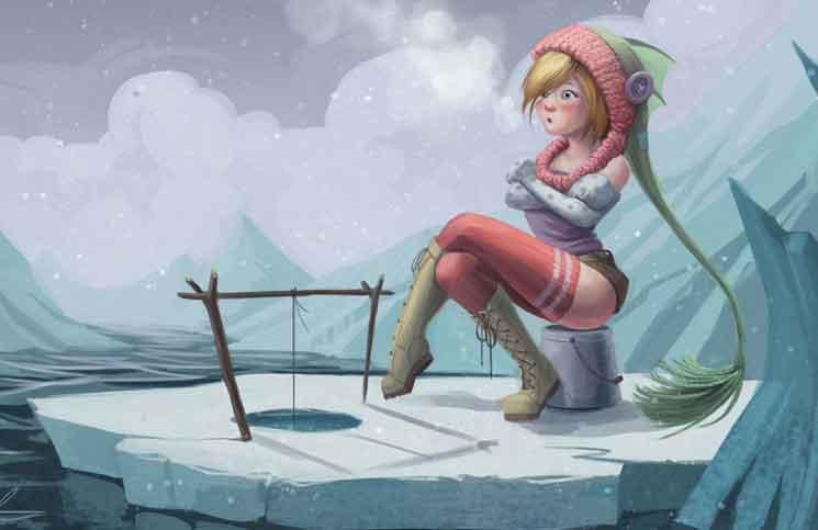 Ice Fishing   Jokes Ti...