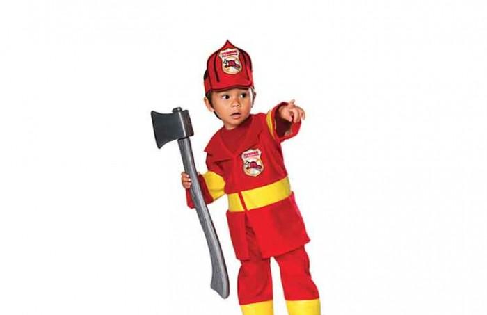 Little Firefighter Jokes Times