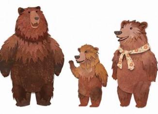 The Three Bear Fairy Tales Jokes Times
