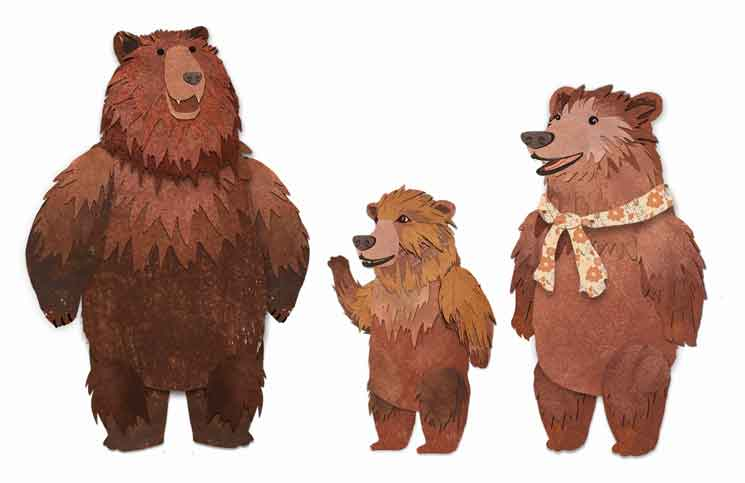 The Three Bear Fairy Tales Jokes Times