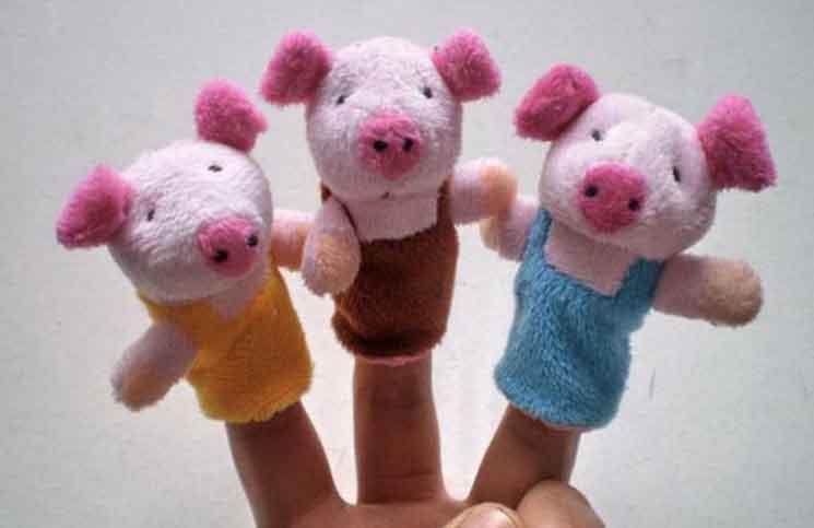 Three Little Pigs Jokes Times