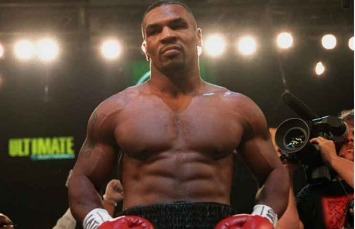 Tyson Holyfield Fight Jokes Times